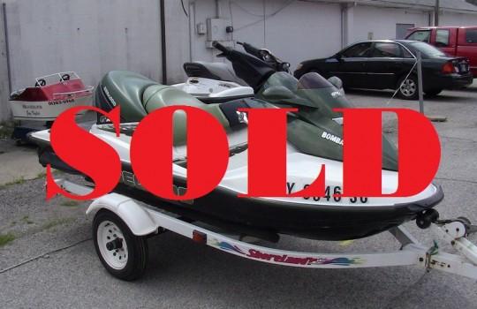 2002 seadoo gtx sold