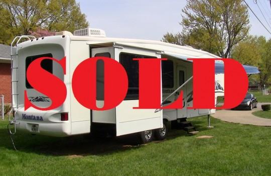 2006 sold montana 3650 2