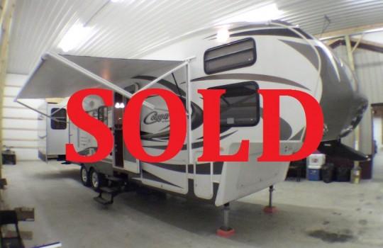 2011 Cougar sold