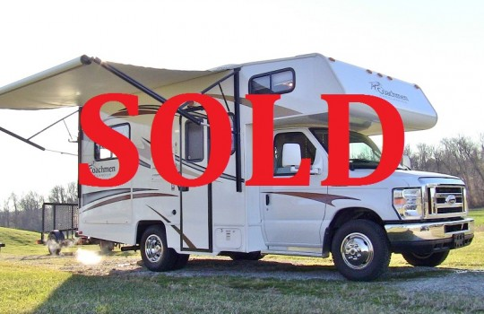 2013 coachmen freelander 19cb louisville ky sold!